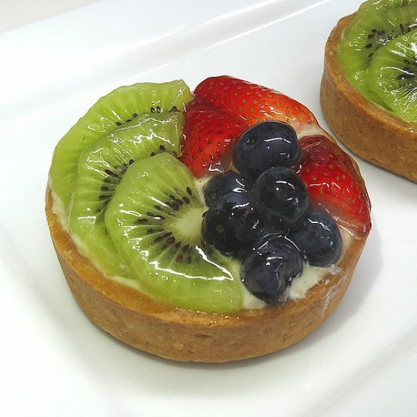 Individual Fresh Fruit Tarts