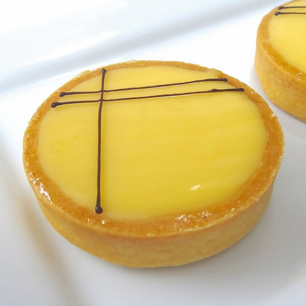 Individual Lemon Lime Tarts