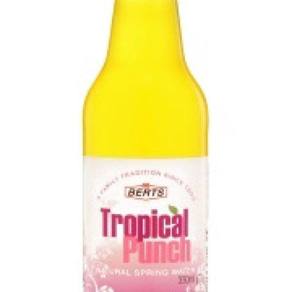 Tropical Punch Sparkling Mineral Water
