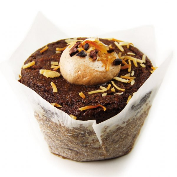 Li'l Sprout Vegan Organic Chocolate Power Muffin (GF)