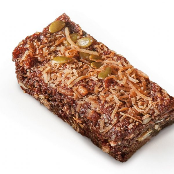 Li'l Sprout Vegan Super Brownie Slice (GF)
