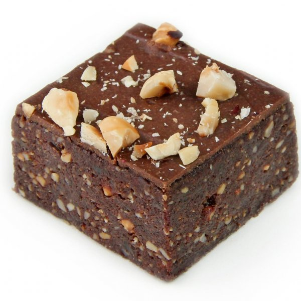 Li'l Sprout Vegan Raw Hazelnut Brownie (GF)