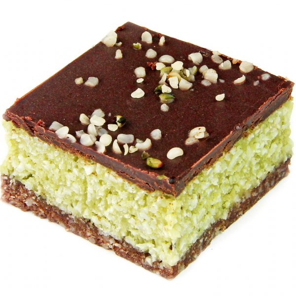 Li'l Sprout Vegan Hempermint Slice